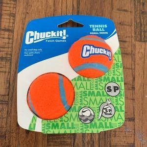 3/$10 NWT 2 dog play balls